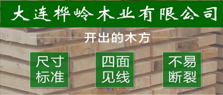 大连桦岭木业有限公司